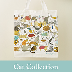Crafty Cats Collection by Mary Kilvert