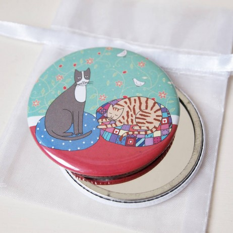 Bella & Pixie pocket mirrors