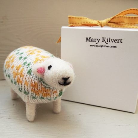 Mary Kilvert - Primrose the Sheep