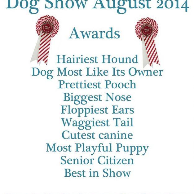 Mary Kilvert Dog Show