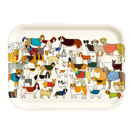 Mary Kilvert Dog Tray