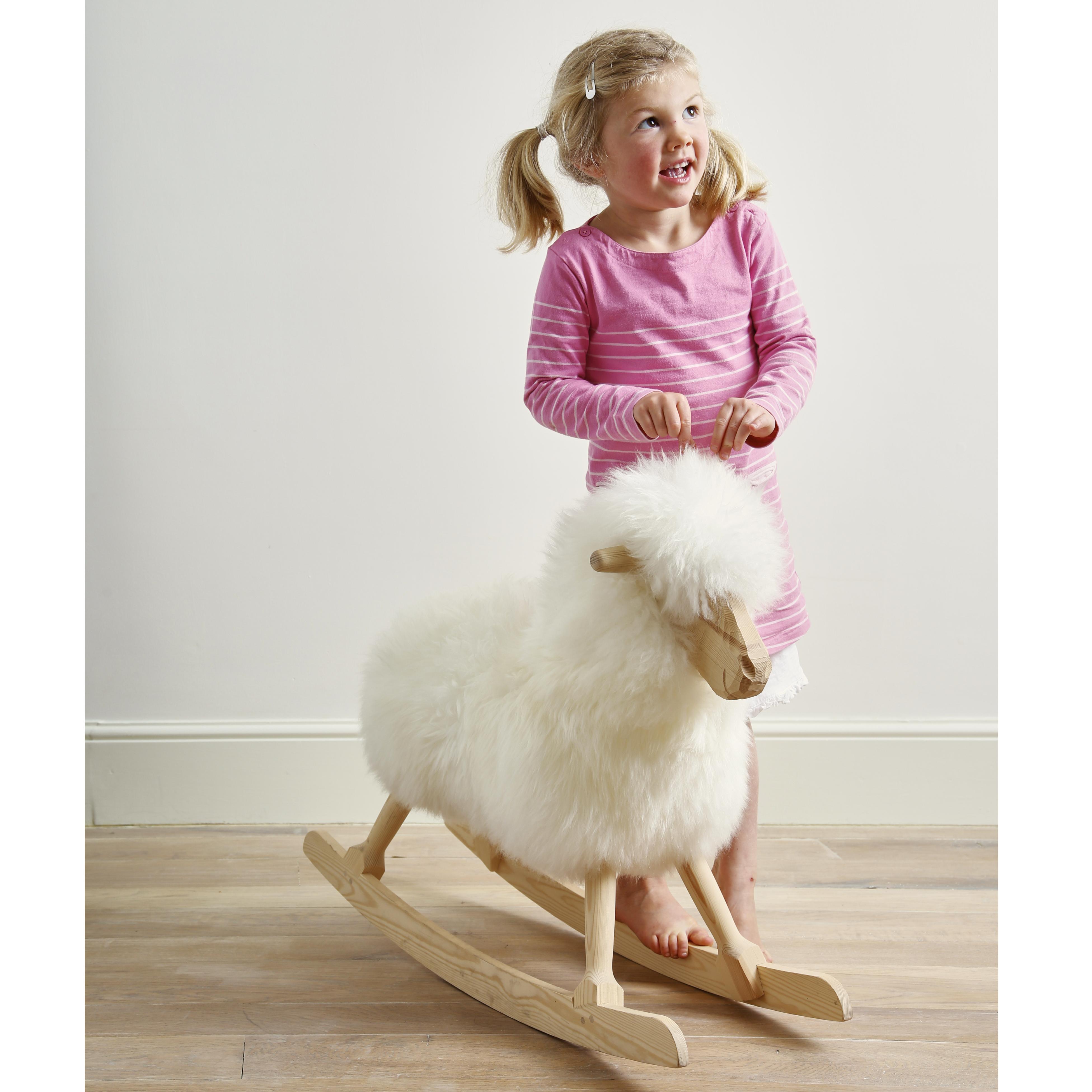 Rocking Sheep Mary Kilvertmary Kilvert