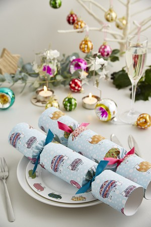 Mary Kilvert Christmas Crackers