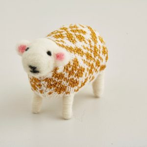 Mary Kilvert - Goldie the Sheep