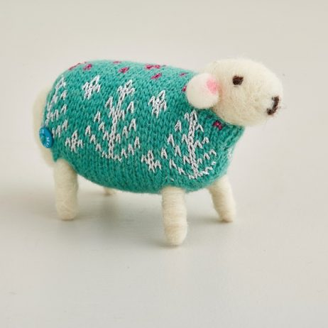 Mary Kilvert - Fern the Sheep
