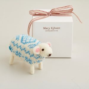 Mary Kilvert - Crystal the Sheep