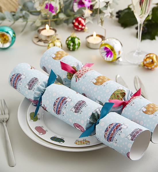 Mary Kilvert Christmas Crackers