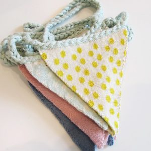 Mary Kilvert - Knitted Bunting