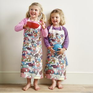 Mary Kilvert - Children's Colourful Sheep Apron