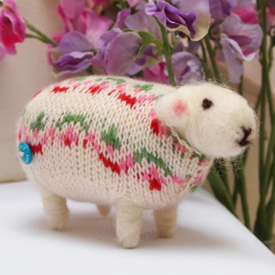 Mary Kilvert - Sweet Pea the Sheep