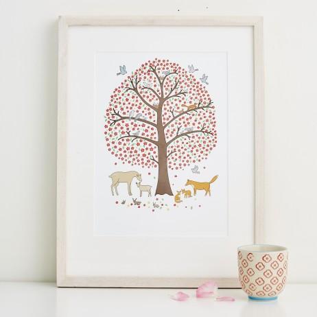 Mary Kilvert - Spring Fine Art Print