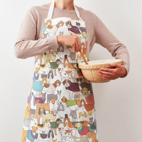 Pack of Proud Pooches Apron - Mary Kilvert