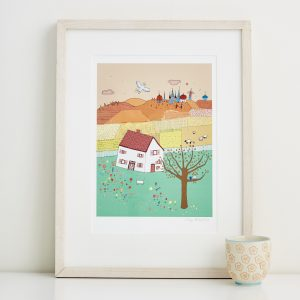 Mary Kilvert - Fairylands Fine Art Print