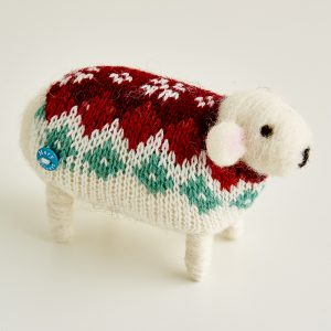 Mary Kilvert - Pixie the Sheep