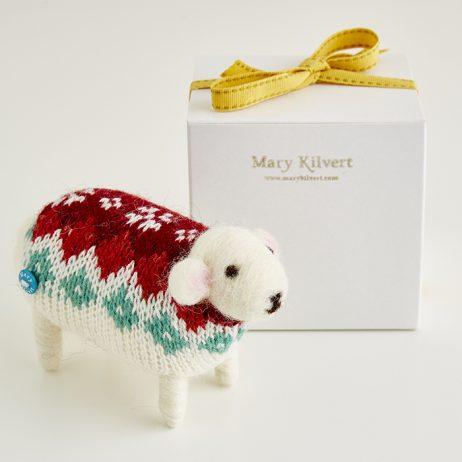 Mary Kilvert - Pixie the Sheep