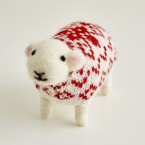 Mary Kilvert - Bauble the Sheep