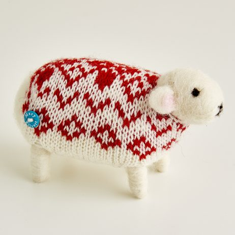 Mary Kilvert - Bauble the Sheep