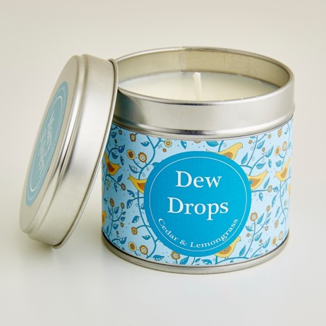 Mary Kilvert - Dew Drops Candle