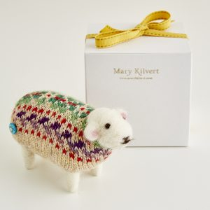 Mary Kilvert - Ivy the Sheep