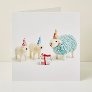 Mary Kilvert - Happy Birthday Greeting Card