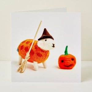 Mary Kilvert - Trick or Treat Greeting Card
