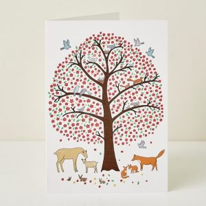 Mary Kilvert - Spring Greeting Card