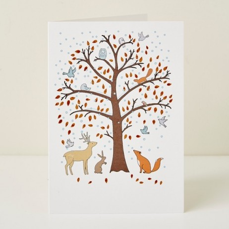 Mary Kilvert - Winter Greeting Card