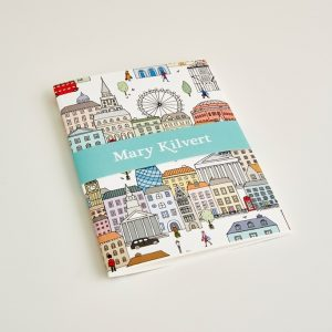 Mary Kilvert - Small London Notebook