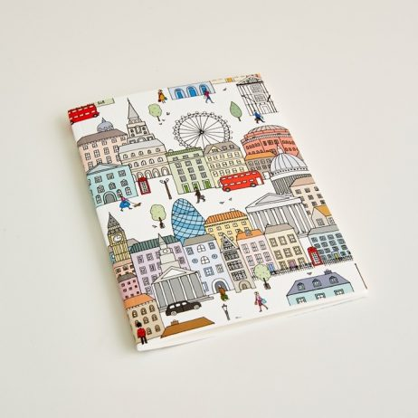 Small London Notebook