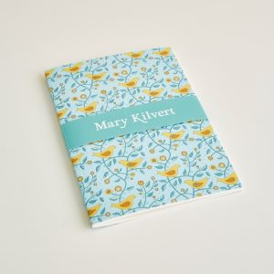 Mary Kilvert - Small Folk Birds Notebook