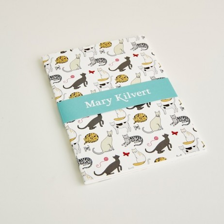 Small Cat Notebook