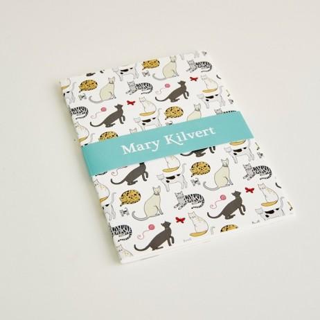 Mary Kilvert - Small Cat Notebook
