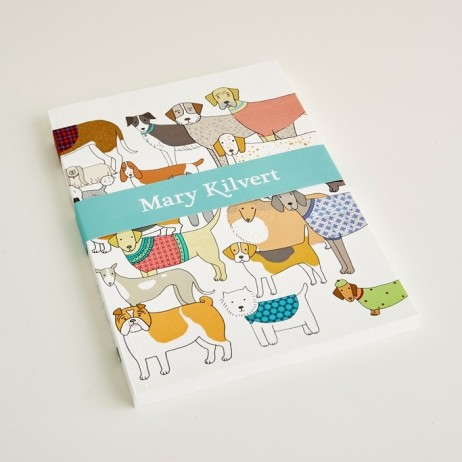 Large Pack of Proud Pooches Notebook