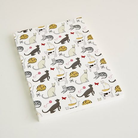 Large Cat Notebook