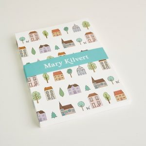 Mary Kilvert - Large Town Houses Notebook