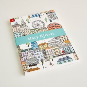 Mary Kilvert - Large London Notebook