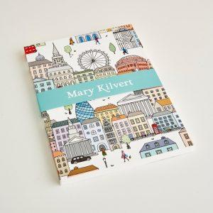 Mary Kilvert - Large London Notebook