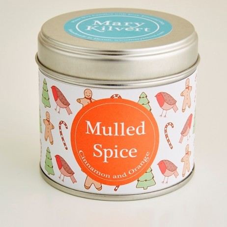 Mary Kilvert - Mulled Spice Candle