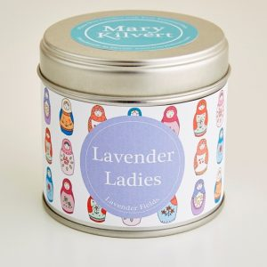 Mary Kilvert - Lavender Ladies Candle