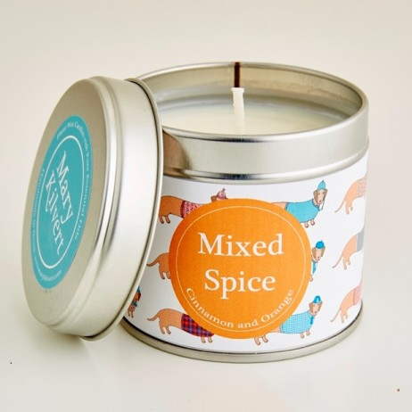Mary Kilvert - Mixed Spice Candle