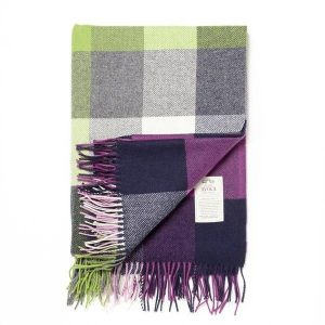 Avoca - Pioneer Throw 100% Lambswool