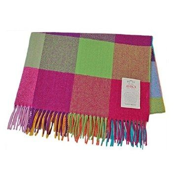 Avoca - Baby Circus Throw 100% Lambswool