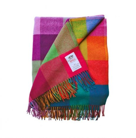 Avoca - Circus Throw 100% Lambswool