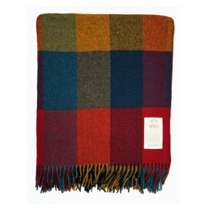 Avoca - Harrie Throw 100% Lambswool