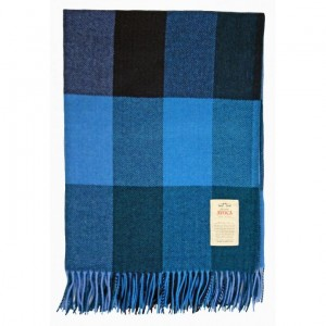Avoca - Willow Throw 100% Lambswool