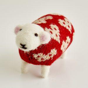 Mary Kilvert - Cherry the sheep