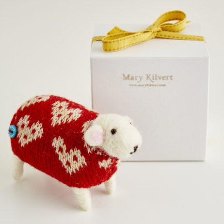 Mary Kilvert - Cherry the sheep