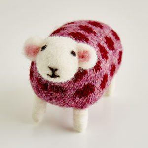 Mary Kilvert - Cranberry the sheep