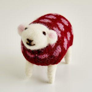 Mary Kilvert - Dotty the sheep