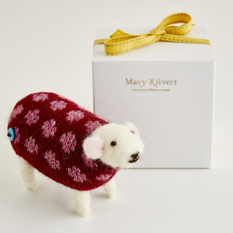 Mary Kilvert - Dotty the sheep